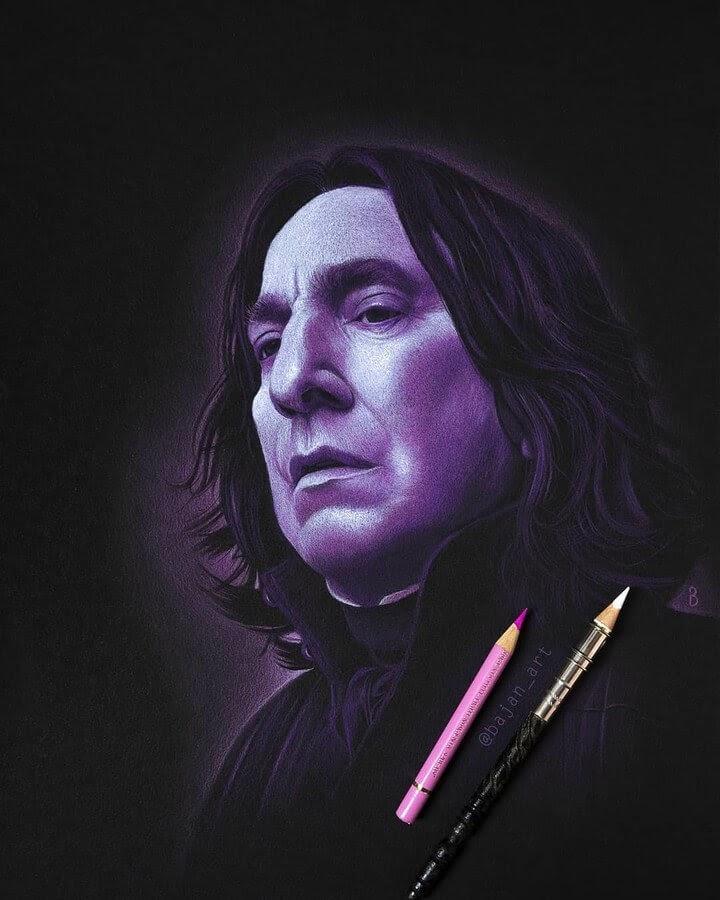 10-Severus-Snape-Alan-Rickman-Lukasz-Andrzejczak-www-designstack-co