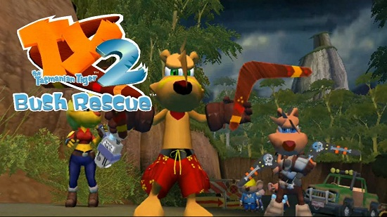 Free Download TY the Tasmanian Tiger 2 PC Game