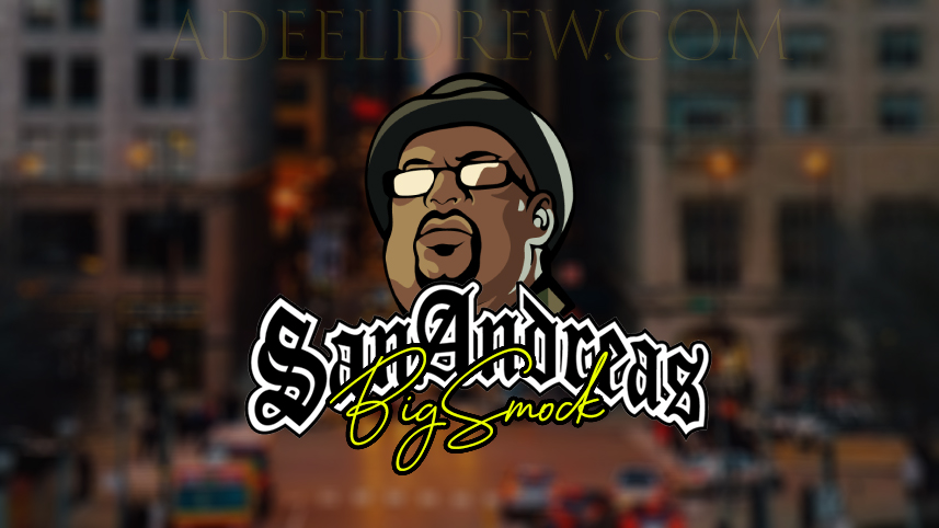 """How Big Smock Beat all GTA Series through San Andreas 