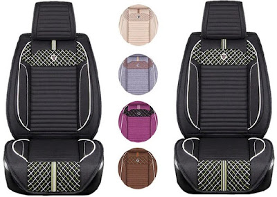 Breathable Car Seat Cushion Protector Cover by Karcle