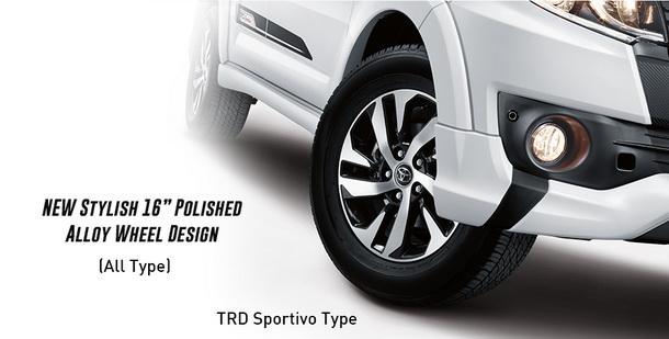 """New Styish 16"""" Polished alloy wheel deisgn"""