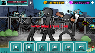 Download Anger of Stick 5 Mod Apk Terbaru For Android