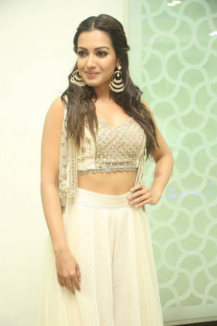 actress catherine tresa latest new hot image gallery