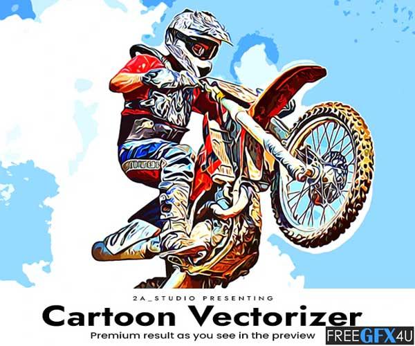 Cartoon Vectorizer Painting