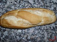 Abriendo el pan