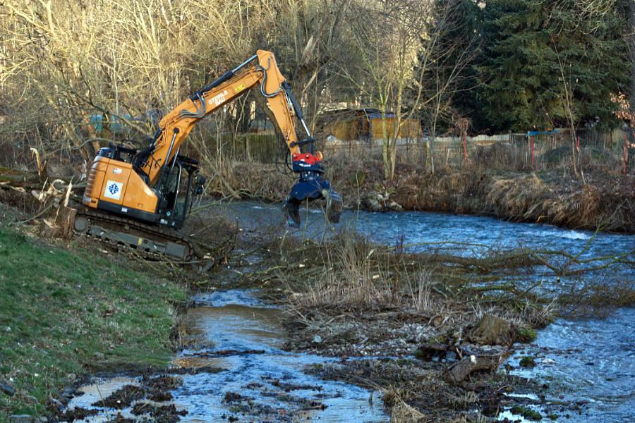 Bischleben - Hochwasserschutz