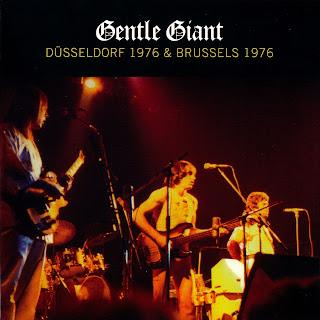 Düsseldorf 1976 & Brussels 1976 (2019)