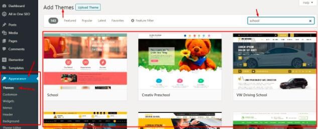Cara Membuat Website Sekolah Profesional Terbaik 2020