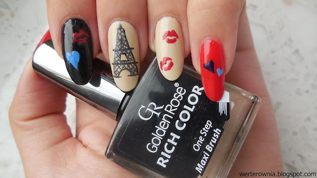 Francuskie paznokcie