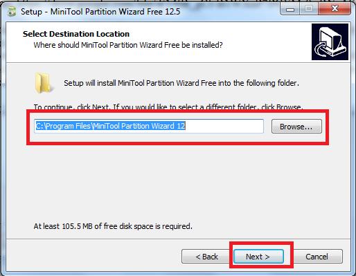 Hướng dẫn cách download, cài đặt và sử dụng phần mềm MiniTools Partition Wizard để chia ổ cứng máy tính c