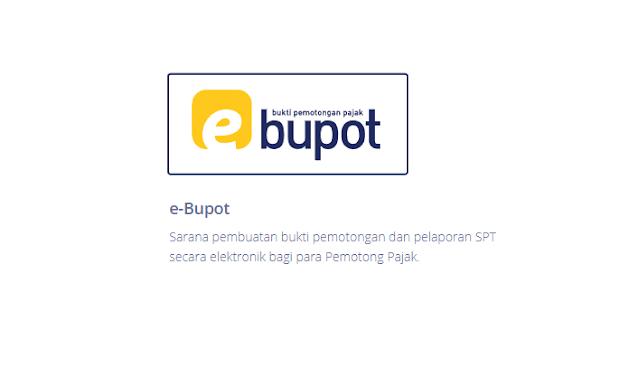 ebupot pph 23