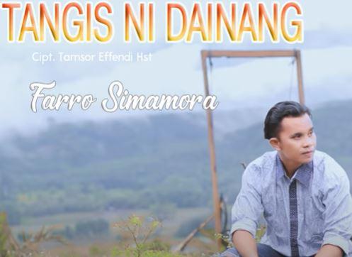 Lirik lagu tapsel Tangis Ni Dainang download