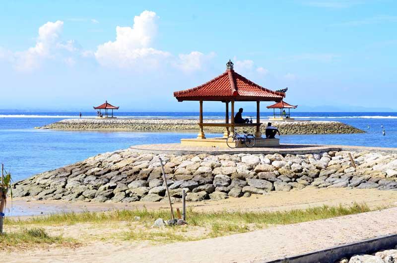 Fasilitas di Kawasan Wisata Sanur Denpasar