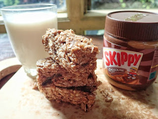 Resep Muesli SKIPPY® Peanut Butter Energy Bars
