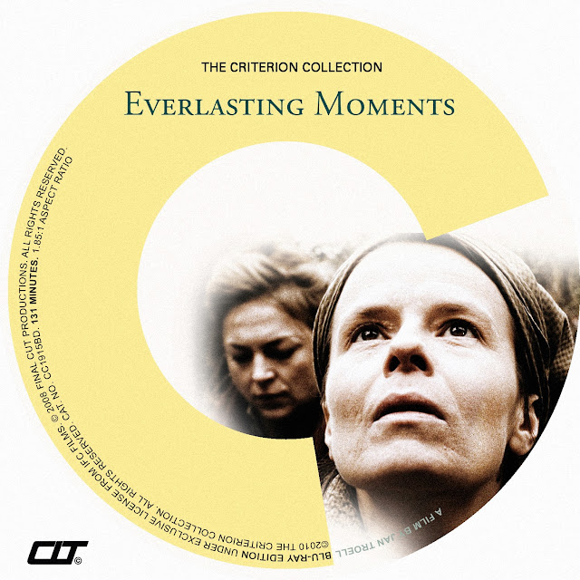 Everlasting Moments Bluray Label