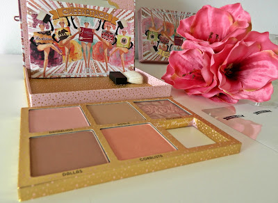 benefit cheekathon coloretes paleta
