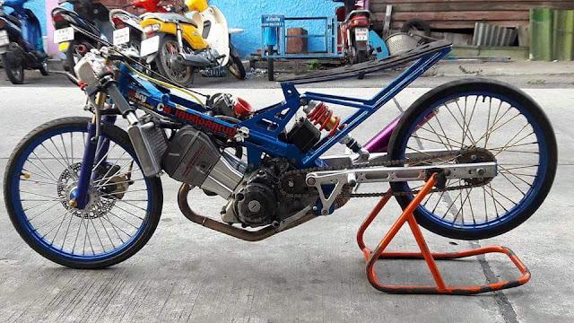 sonic drag 150cc