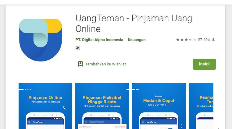 5 Aplikasi Pinjaman Online Cepat Cair Tanpa Jaminan Yang Ada Di