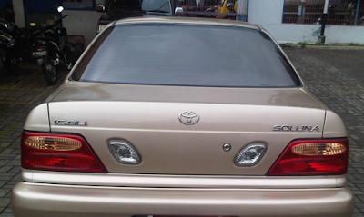 Eksterior Toyota Soluna 2000 2001 2002