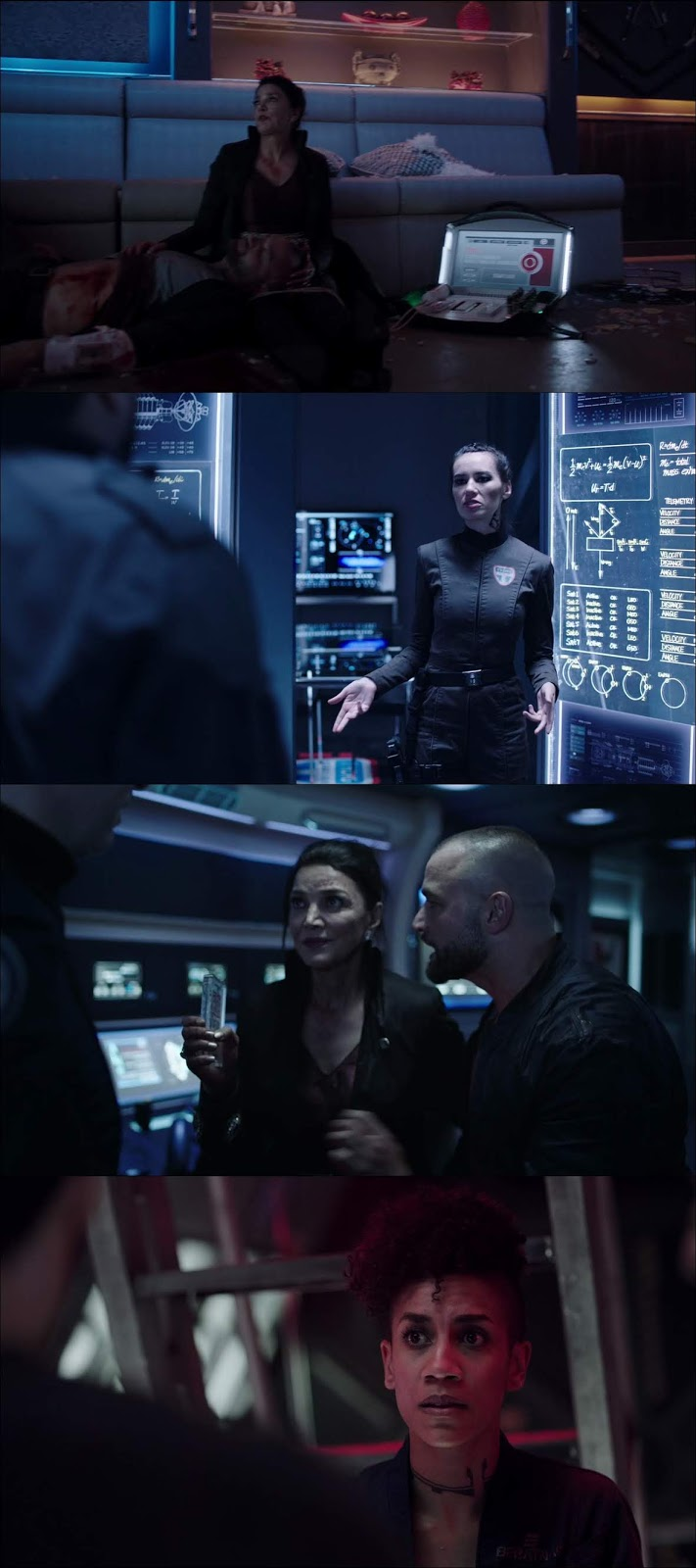 The Expanse Temporada 3 Completa HD 720p Latino