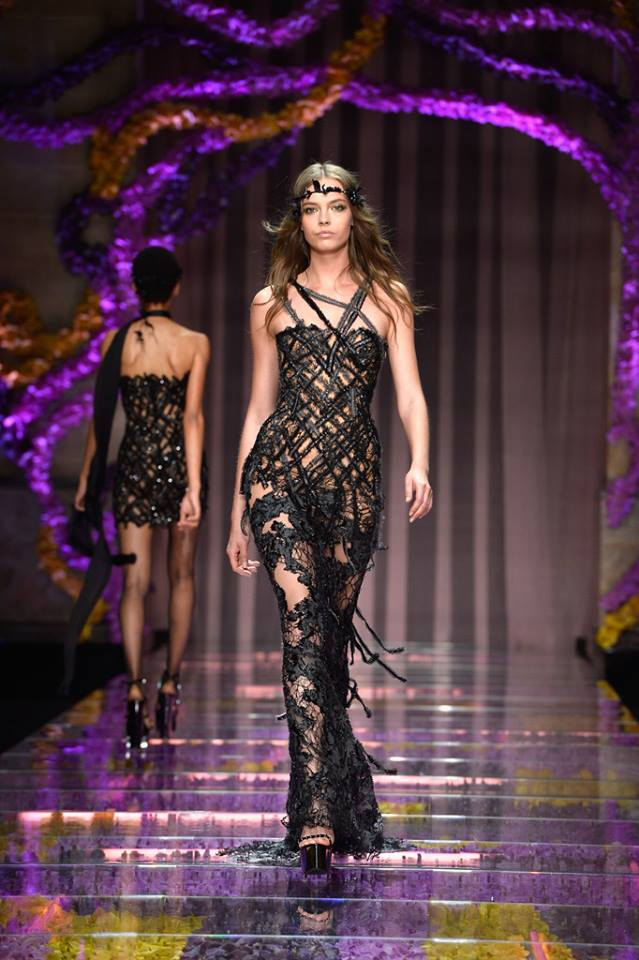 Concierge4fashion The Most Beautiful Girl In The World: Concierge4Fashion: Atelier Versace Fall Winter 2015/16