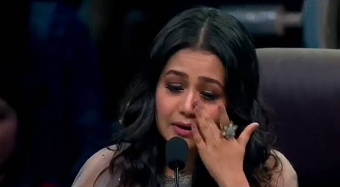 Bollywood's top singer Neha Kankar, why did she cry for her song long enough