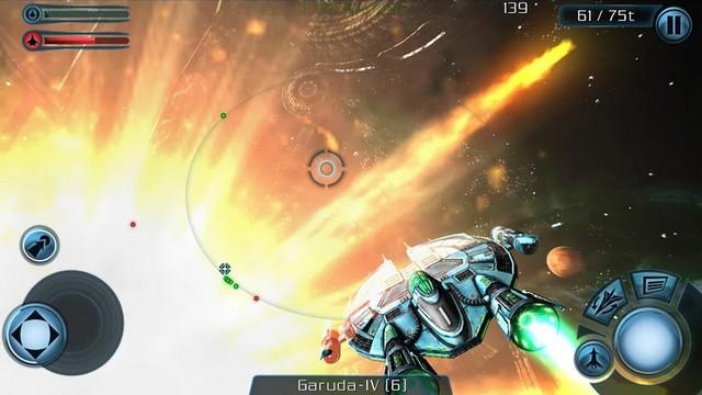 أفضل ألعاب الفضاء للأندرويد
