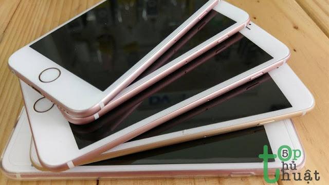 Kiểm tra ngoại hình iPhone