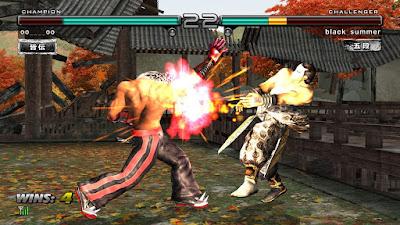 شرح وتحميل لعبة Tekken 5 للكمبيوتر 2020