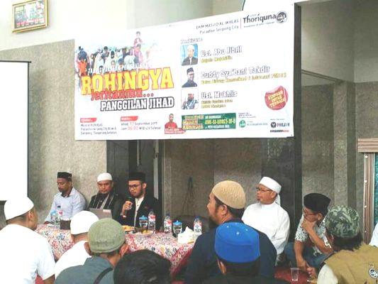 Forjim: Ada Framing Media dalam Memberitakan Muslim Rohingya