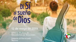 Jornada Mundial de oración por las vocaciones, OMP