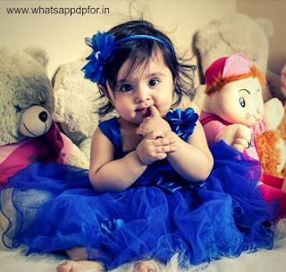 Cute baby DP for Whatsapp | Cute baby whatsapp DP