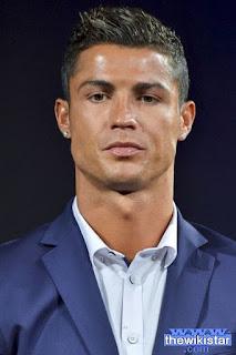 كريستيانو رونالدو (Cristiano Ronaldo)، لاعب كرة قدم برتغالي