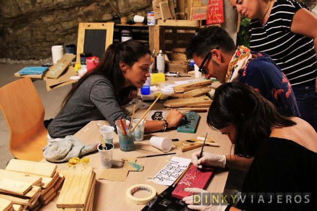Centro de producción artesanal Sa Pedrera