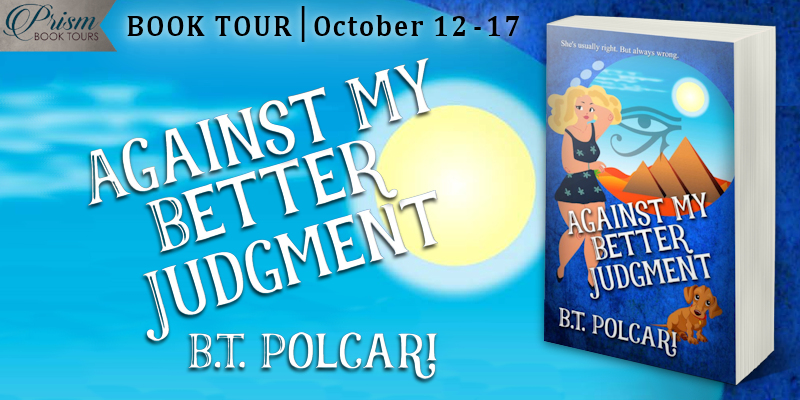 It's the Grand Finale for AGAINST MY BETTER JUDGMENT by B.T. Polcari! #AJPrism