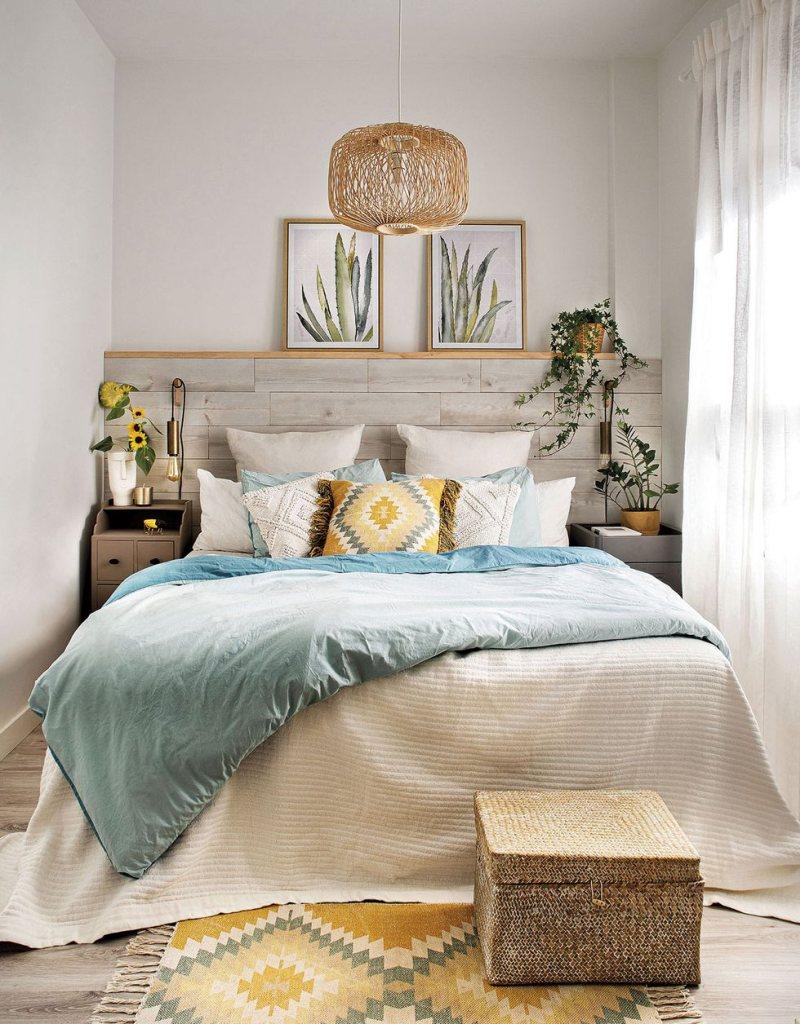 rendere più accogliente la tua camera da letto