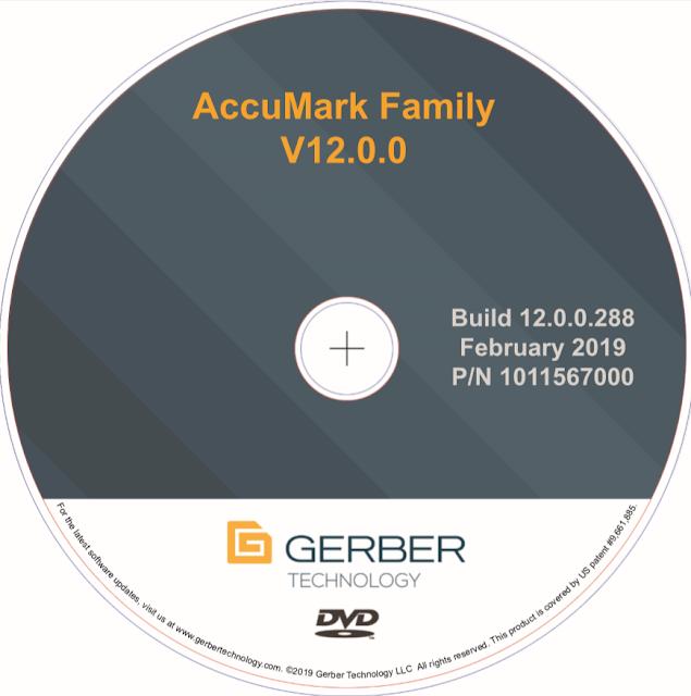 Gerber Accumark 12.0.288 Full Activation | Released 2019