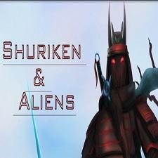 Free Download Shuriken and Aliens