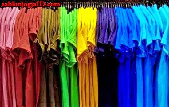 Jasa Pembuatan Kaos Seragam Gorontalo