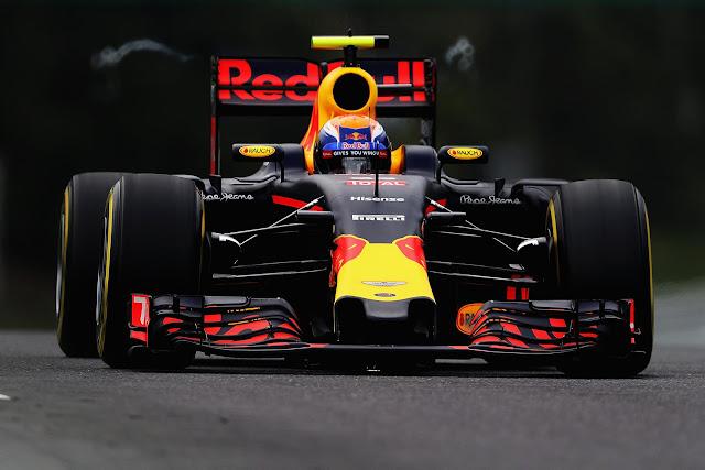 Red Bull - Max Verstappen