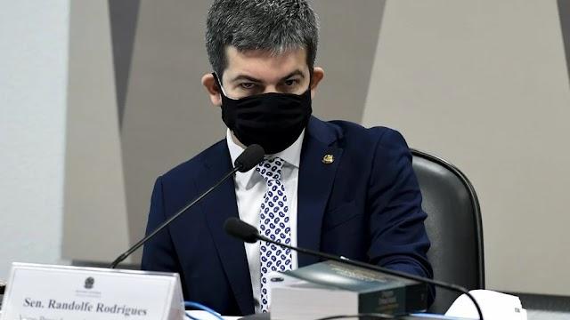 """Randolfe: CPI vai investigar """"corrupção ativa e passiva"""" na compra de vacinas"""