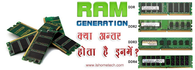 What is RAM Generation?
