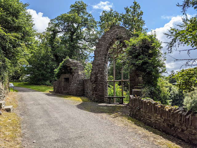 Things to see near Kilkenny: Follies at Heywood Gardens