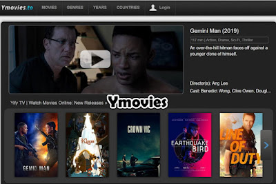 Ymovies - Free Movie Streaming Sites No Sign Up