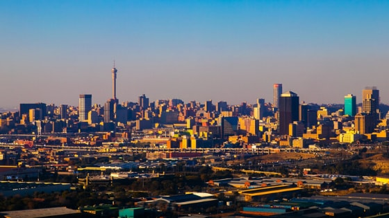 Johannesburg is the largest city in South Africa and the second-largest city in Africa. It was founded in 1886.