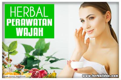cara menjaga kesehatan wajah dengan bahan alami