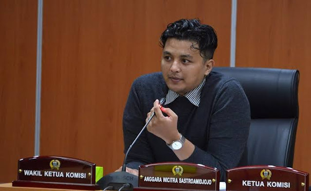Fraksi PSI DPRD DKI Gulirkan Hak Interpelasi untuk Anies Baswedan