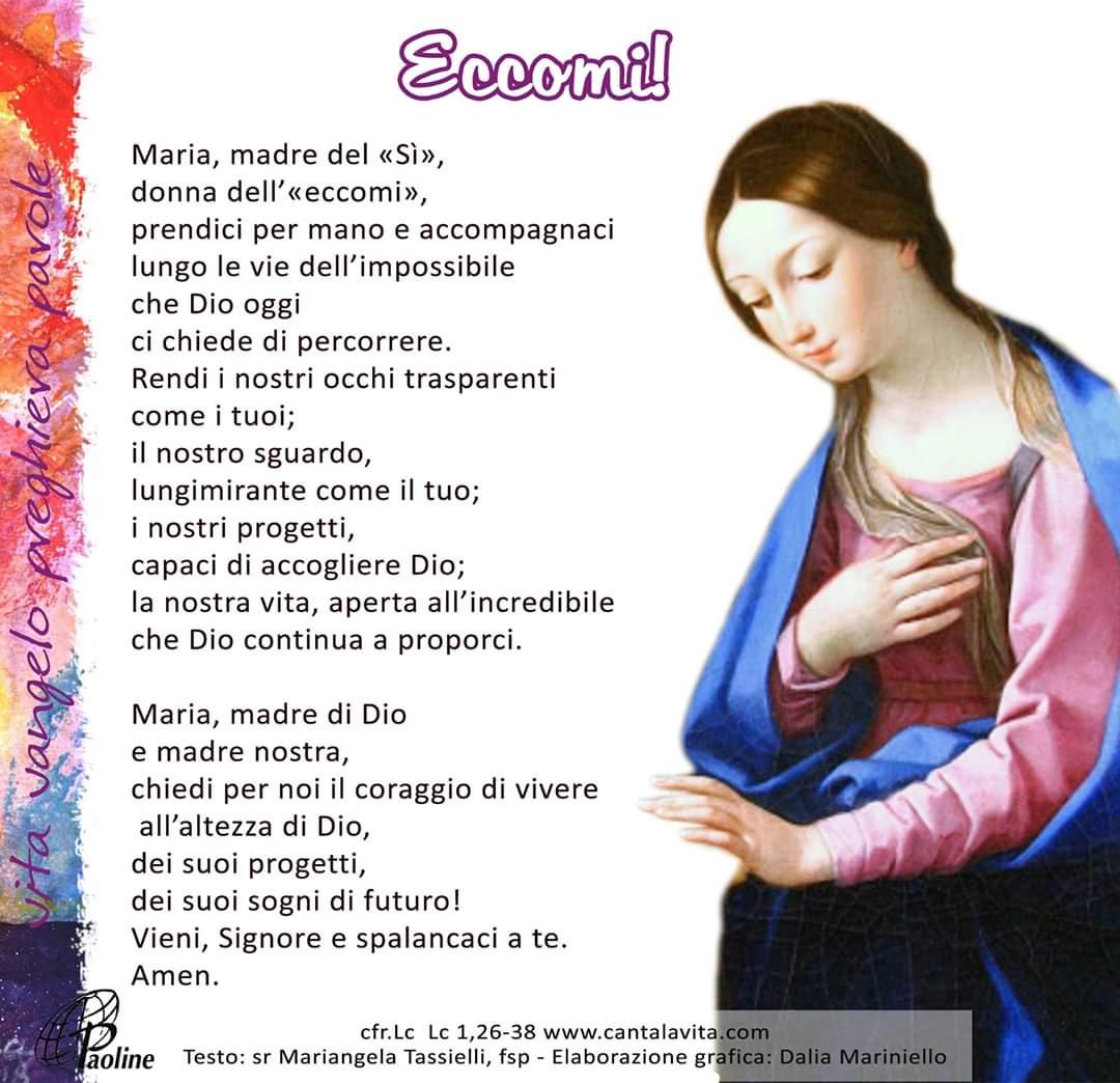 Solennità dell'Immacolata rinnovazione dei santi voti in ricordo della professione solenne di San Camillo