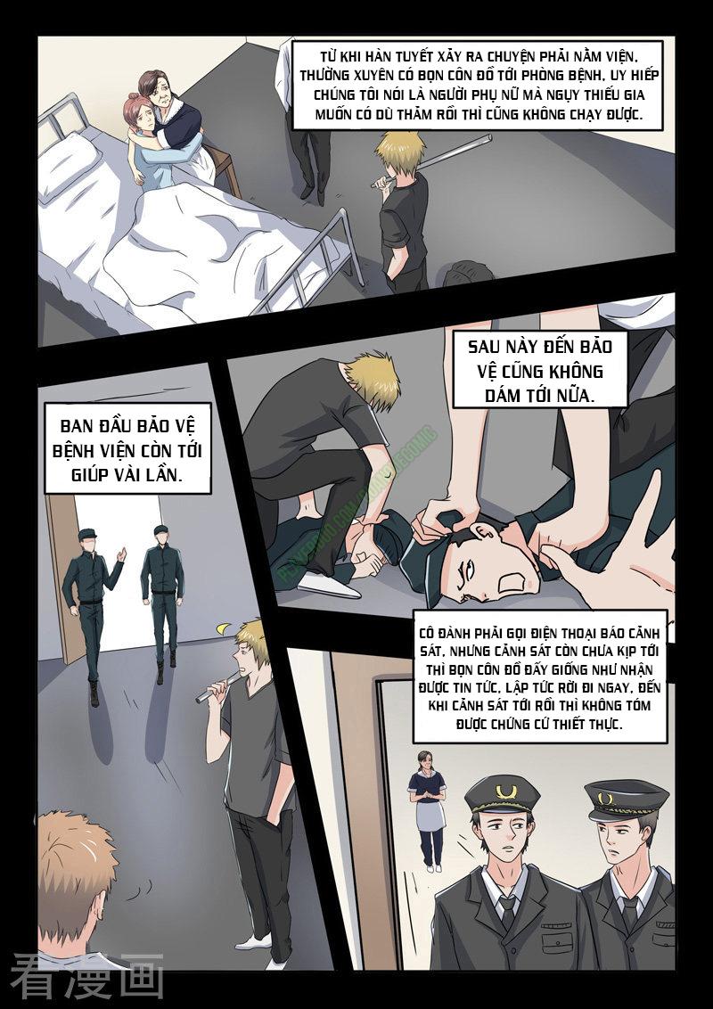 thấu thị chi nhãn Chapter 146 - upload bởi truyensieuhay.com