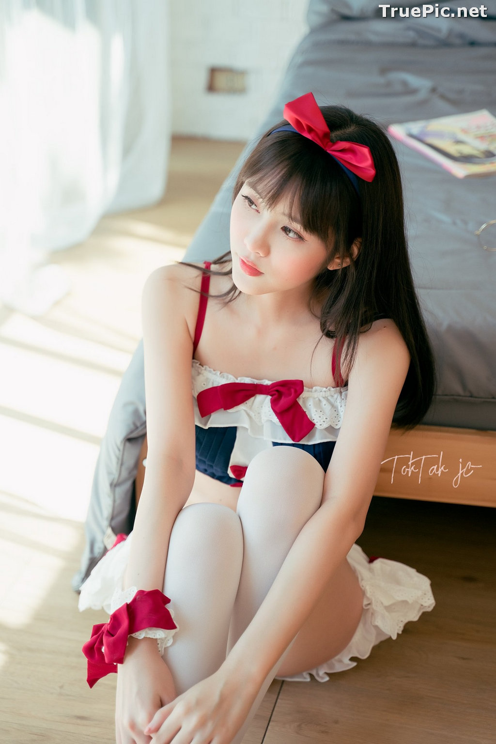 Image Thailand Model - Waralee Teerapanpong - Sailor Moon Lingerie - TruePic.net - Picture-5